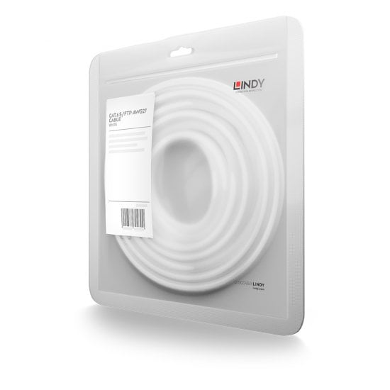 3m Cat.6 S/FTP Network Cable, White