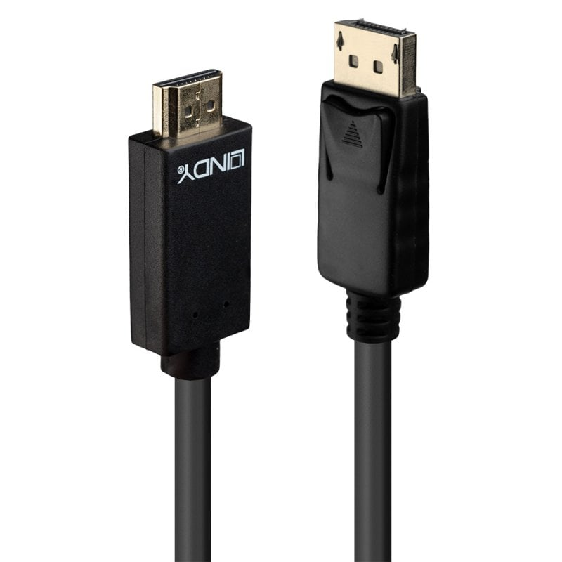 3m DisplayPort to HDMI 10.2G Cable