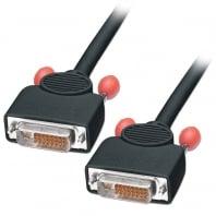 3m DVI-D Cable, Dual Link, Black
