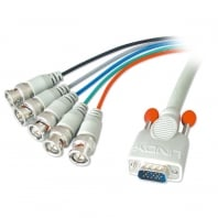 3m Premium VGA to 5 x BNC Monitor Cable