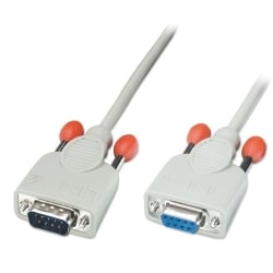 3m Serial Extension Cable (9DM/9DF)