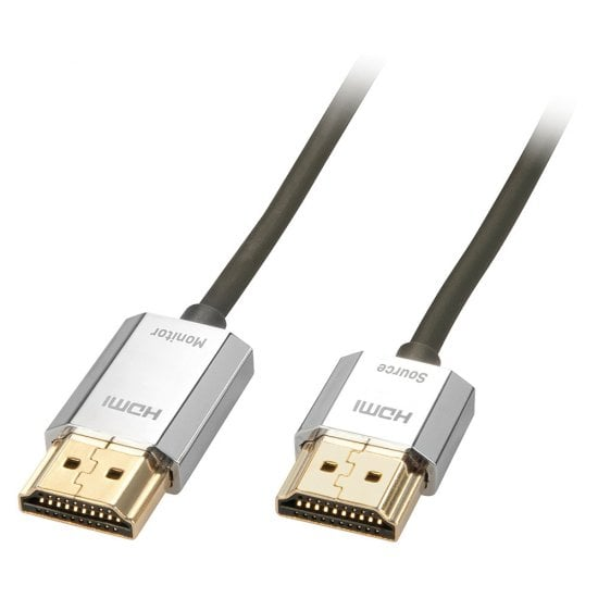 4.5m CROMO Slim High Speed HDMI Cable with Ethernet