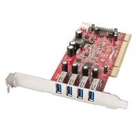 4 Port USB 3.0 Card, PCI