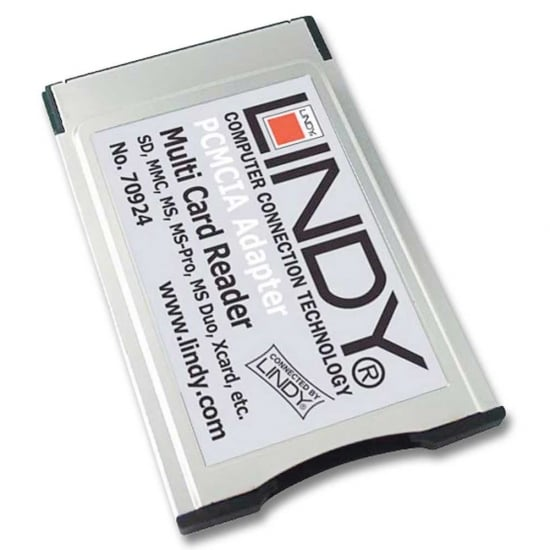 46in1 PCMCIA Card Reader