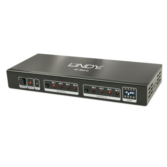 4x2 HDMI 1.4 10.2G Matrix Switch