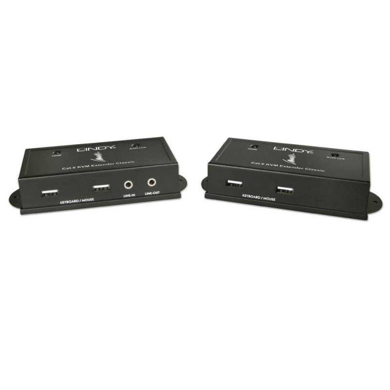 50m Cat.6 HDMI & USB KVM Extender