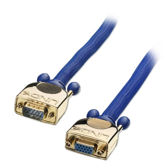 50m Gold VGA Extension Cable