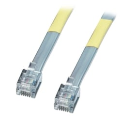 5m 6 Way RJ-12 Cable