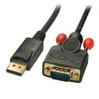 5m DisplayPort to VGA Cable