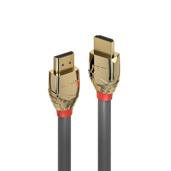 5m High Speed HDMI Cable, Gold Line