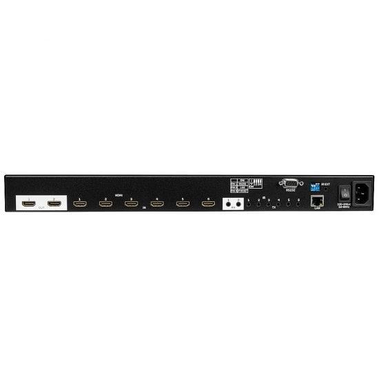 6x2 HDMI 18G Matrix Switch