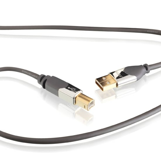 7.5m CROMO USB 2.0 Cable - Type A Male to B Male