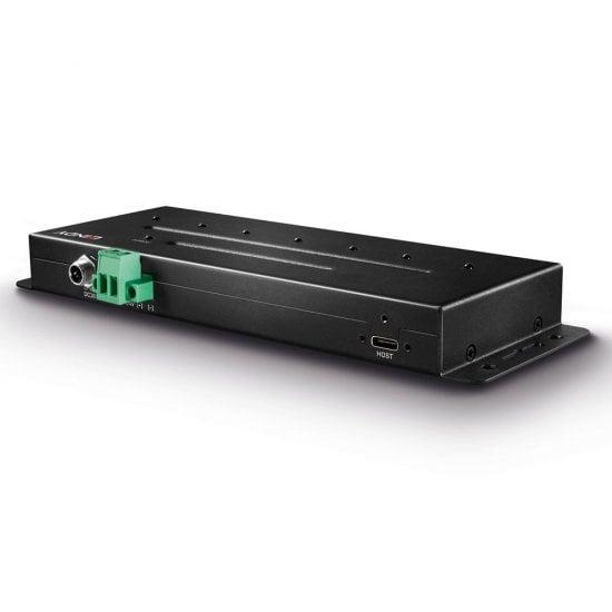 7 Port USB 3.1 Gen 2 Metal Hub