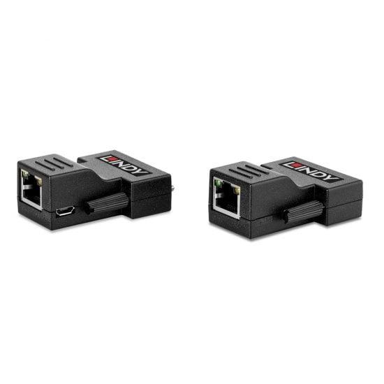 70m Cat.6 DVI-D Single Link Extender