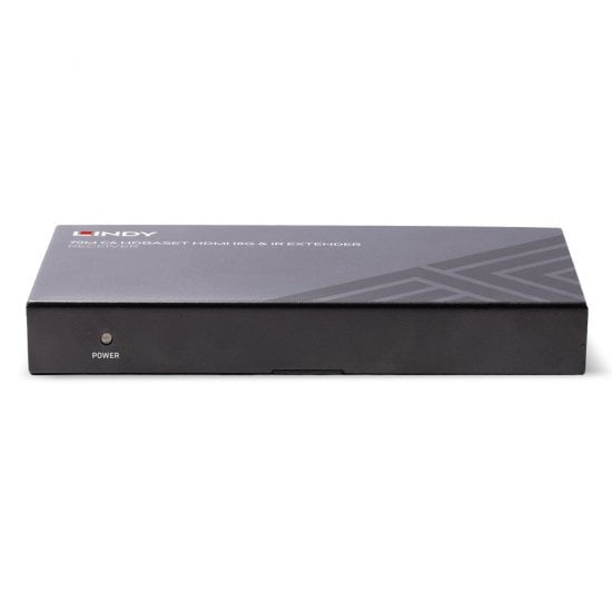 70m Cat.6 HDMI 18G, IR & RS-232 HDBaseT Receiver with PoC, Receiver
