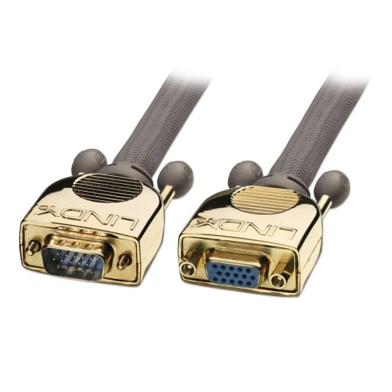 75m Gold VGA Extension Cable