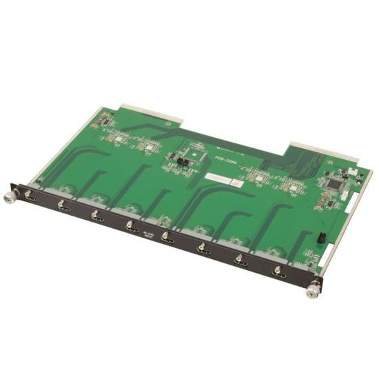 8 Port 4K HDMI Input Modular Board