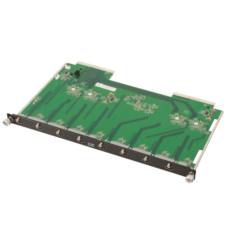 8 Port Hdmi 1 4 Output Modular Board From Lindy Uk