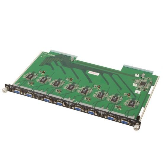 8 Port VGA Input Modular Board