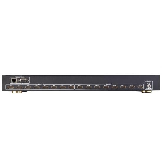 8x8 HDMI 10.2G Matrix Switch
