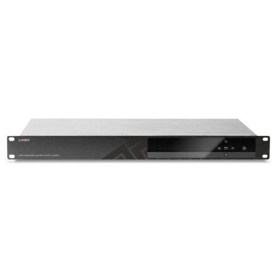 8x8 HDMI 18G Matrix Switch with Audio