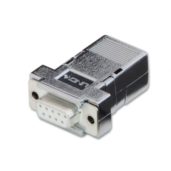 9 Way D Female Connector Housing