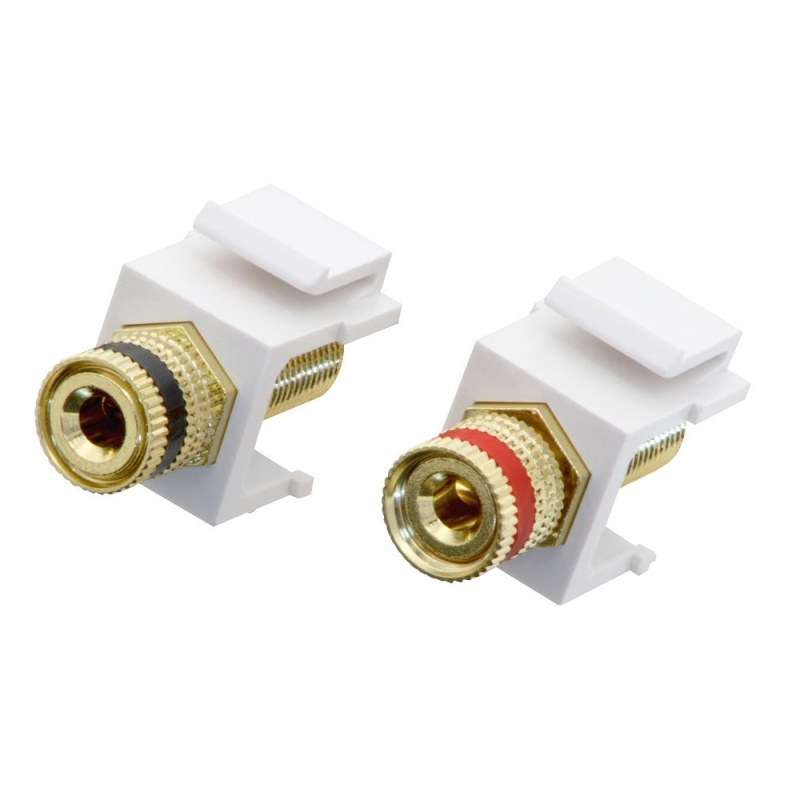 Banana Connector Keystone, Pack of 2