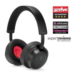 BNX-100XT Wireless Hybrid Noise Cancelling Headphones with aptX