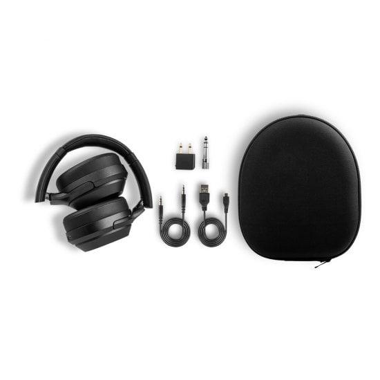BNX-80 Wireless Hybrid Noise Cancelling Headphones