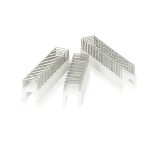 Cable Staples - Compatible With 8-9mm Round And 4-7mm Flat Cable
