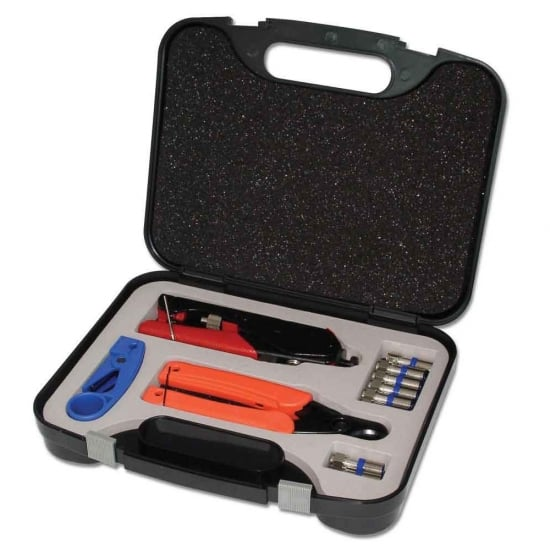 Cable TV & Satellite Tool Kit