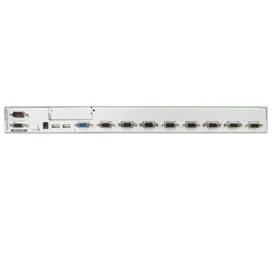 Combo 8 Port KVM Switch