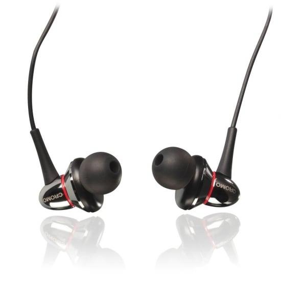 CROMO IEM75 Dual Driver Earphones