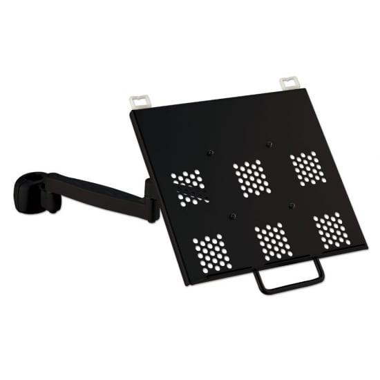 Desktop Notebook Arm, Black