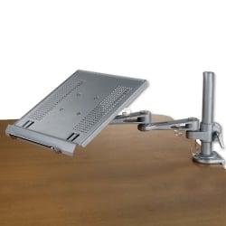 Desktop Notebook Arm, Silver