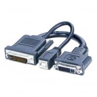 DVI & USB to P&D (M1-DA, EVC) Adapter Cable, 0.2m