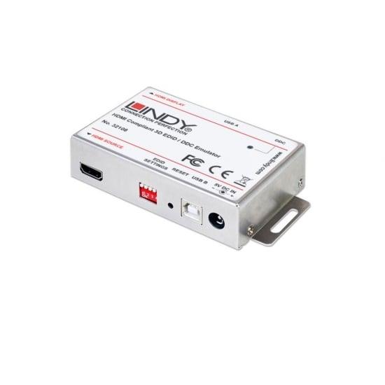 EDID/DDC Emulator for HDMI Displays