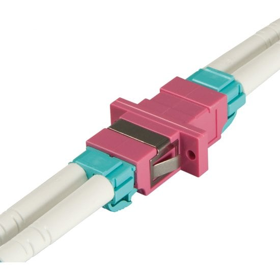 Fiber Optic Coupler LC to LC, Multi-Mode