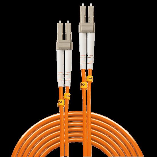 Fibre Optic Cable LC / LC OM2, 15m