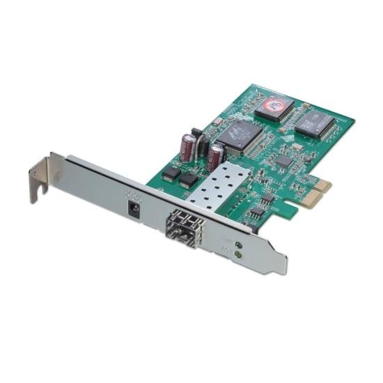 Fibre SFP Port Gigabit Network Card, PCIe