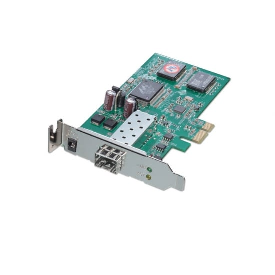 Fibre SFP Port Gigabit Network Card, PCIe