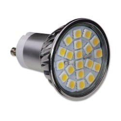 GU10 4W LED Lamp, Warm White