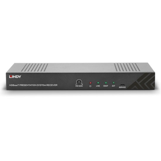 HDBaseT Presentation System with Control Keypad