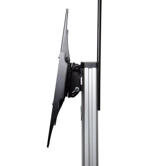 Heavy Duty Single Display Trolley Mount
