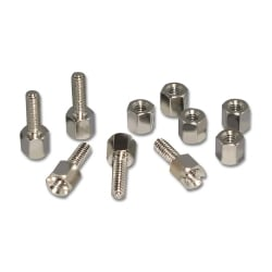Holding Posts & Nuts for VGA Faceplate, Pack of 50