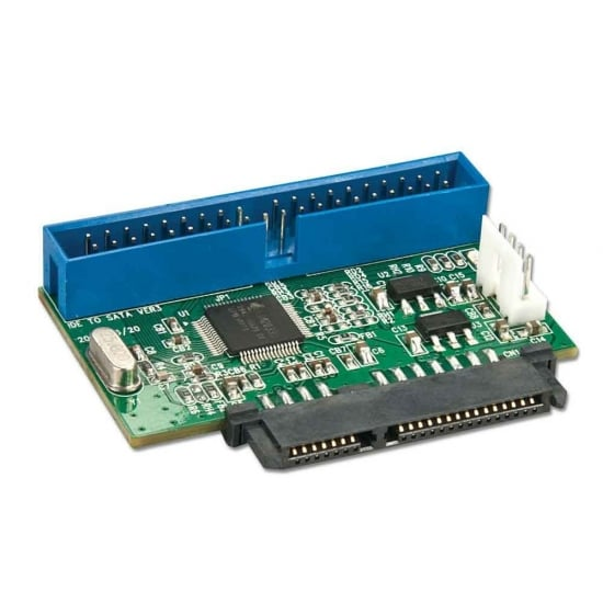 IDE Converter for SATA Drives