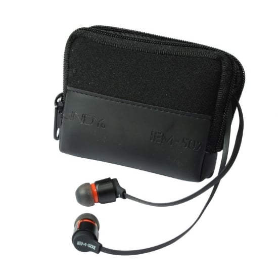 IEM-50X Hi-Fi In-Ear Headphones with Dynamic Bass Tuning