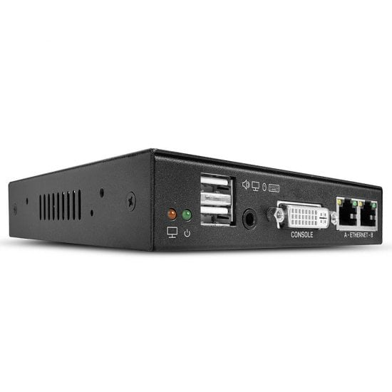 KVM over IP Access DVI-I, USB & PS/2