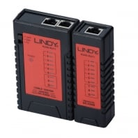 LAN Network Cable Tester for RJ-45, RJ-11 and RJ12