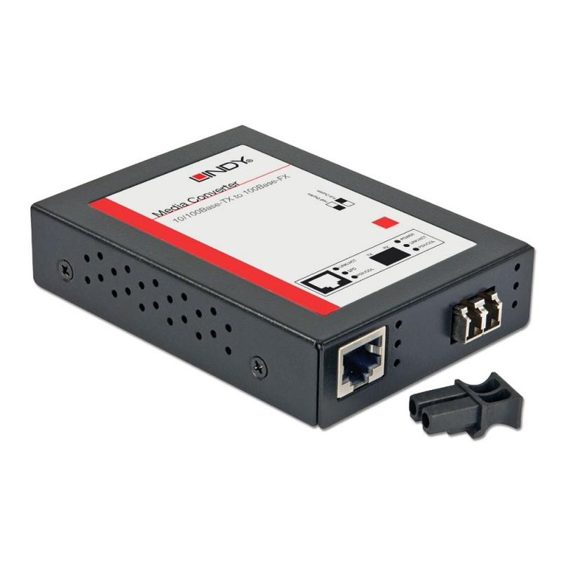 Lc Fast Ethernet Fibre Optic Converter  10  100base